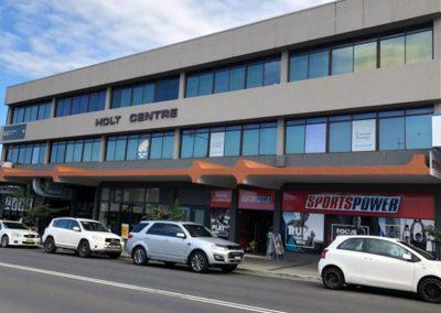 Holt Centre – 17 Lots